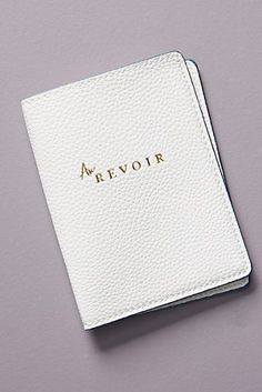 Hexagonal Pattern Tile Wall Background Fashion Leather Passport Holder Cover Case Travel Wallet 6.5 In