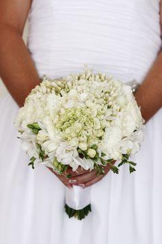 pretty white flowers
