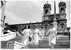 """Le ragazze di Piazza di Spagna"" (L. Emmer, 1952)"