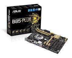 ASUS presenta sus motherboards con chipset Intel B85 - http://www.tecnogaming.com/2014/02/asus-presenta-sus-motherboards-con-chipset-intel-b85/