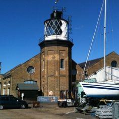Fotos en Trinity Buoy Wharf - Muelle en Tower Hamlets