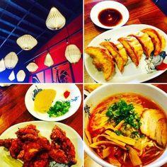 今日のランチ:Menya Musashi (麺屋武蔵)