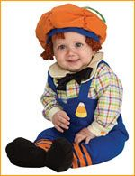 Here's another really cute baby costume.