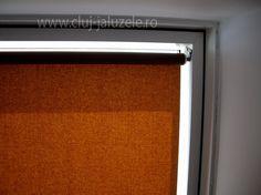 Galerie Rolete Mansarda Cluj | Lexundros Roman Shades, Curtains, Home Decor, Blinds, Decoration Home, Room Decor, Draping, Home Interior Design, Roman Blinds