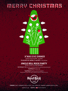 Christmas is just around the corner, come celebrate with us and we will have a Rockin' Good Time