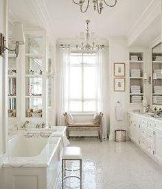 9 white hot rooms, today on our blog! https://www.onekingslane.com/live-love-home/white-rooms-on-pinterest/