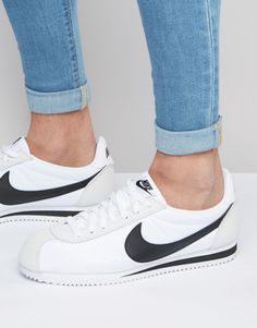 big sale 1d205 9dfc2 Nike Classic Cortez Nylon Sneakers 807472-100 Nike Classic Cortez, Air Max  90,