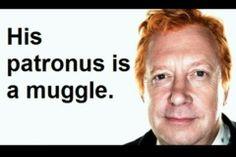 Harry Potter, Mr Weasley.