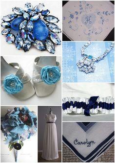 Something-blue-weddi