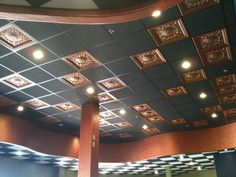 Faux-Copper-Drop-Ceiling-Tiles-Ideas.jpg (1024×768)