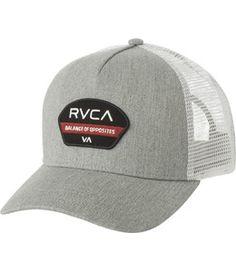 062b44d4819 Trail Trucker Hat HEATHER GREY Hats For Men