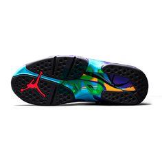 Buy Jordans Online Black Friday Air Jordan 8 Retro Aqua Black True Red-Flint Grey-Bright Concord 305381-025