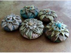 Bonbon Flower Beads | Humblebeads