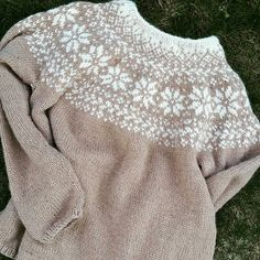 c74953471 Norwegian Woods Sweater - Skogstjerne pattern by Katrine