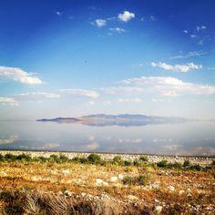 Great salt lake in utah