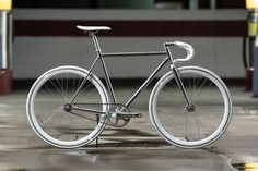 Montecore 2.0 - single speed fixed gear bike by State Bicycle Co | single-speed Co.
