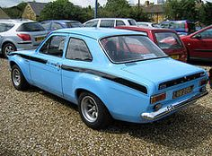 Flickr: The FORD ESCORT MK1 Pool