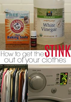 Awesome how to remove hacks are offered on our web pages. look at this and you w… Awesome how to remove hacks are offered on our web pages. look at this and you will not be sorry you did. House Cleaning Tips, Diy Cleaning Products, Deep Cleaning, Spring Cleaning, Cleaning Hacks, Cleaning Solutions, Remove Odor From Clothes, Smelly Clothes, Washing Clothes
