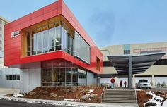 Best of healthcare design: 8 projects win AIA National Healthcare Design Awards #AIA #healthcare #design #inspiration