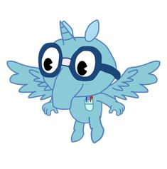 Sniffles The Alicorn Anteater 1