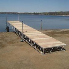 Dock Design Length