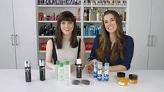 Cool New Cleansers on video.allure.com