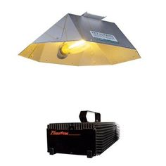 Hydrofarm Pro Reflector  Phantom Dimmable Digital Ballast Grow Light System Combo 250 Watt >>> Check this awesome product by going to the link at the image.