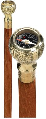 Empress Collection Walking Stick: Compass - this can help lead you in the right direction and aid in your long journey