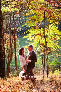 Engagement Session with dog, Charlottesville, Virginia #Engagement, Maran & Rob with Hampton, Image by Holland Photo Arts Worldwide Travel, Charlottesville, Travel Photographer, Long Distance, The Hamptons, Engagement Session, Cute Dogs, Holland, Virginia