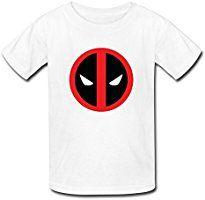 Sport Deadpool Logo 2016 Movie Kids Boys And Girls T Shirt