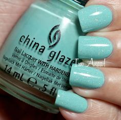 China Glaze For Audrey & Fairy Dust by I'm A Nail Art Addict!
