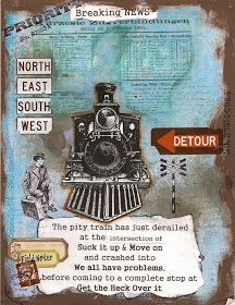 Artwolf2009: the pitty train
