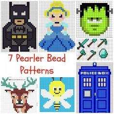 7 Pearler Bead Patterns