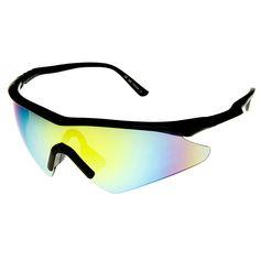 5e7f7c40f9 Speed Brand Large Half Frame Semi-Rimless Revo Sports Sunglasses. Sports  Sunglasses