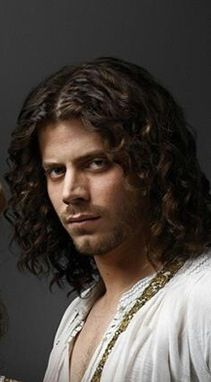 Francois Arnaud as Cesare Borgia - rats, no season 3!