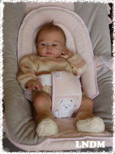 Carmela by Sheila Michael - LDC Kit - Online Store - City of Reborn Angels Supplier of Reborn Doll Kits and Supplies
