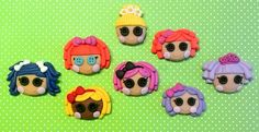 LaLaLoopsy+inspired++Your+Choice+++Polymer+Clay+Bow+by+AlishaTodd,+$5.00