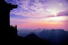 Wudang Mountain, China