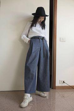 Indigo Jeans Ballon