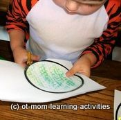 "Scissor Cutting-How to Help Your Child by ""OT Mom Learning Activities"". Pinned by SOS Inc. Resources.  Follow all our boards at http://pinterest.com/sostherapy  for therapy resources."