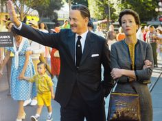 Saving Mr. Banks!  Coming soon to a theater near you & I can't wait!
