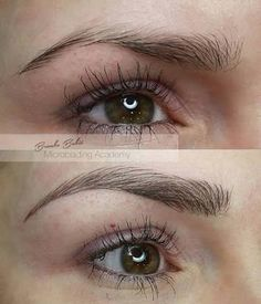 Resultado de imagen para microblade brows