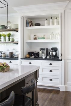 Creative Kitchen Upgrades 2019 small kitchen decor, kitchen cupboard handles, top of kitchen cabinet decor, rounded kitchen island, ugly walls Kitchen Cabinets Decor, Cabinet Decor, Kitchen Pantry, Diy Kitchen, Kitchen Storage, Kitchen Ideas, Cabinet Ideas, Cabinet Makeover, Kitchen Counters