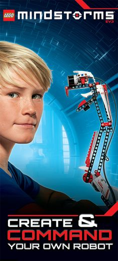 LEGO Mindstorms EV3: the better, faster, stronger generation of robotic programming
