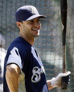 Baseball. Braun. Beauty.