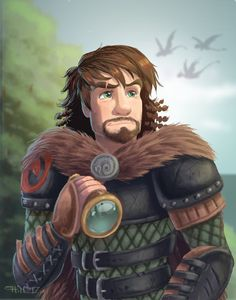 Hiccup 3 by on DeviantArt Dreamworks Dragons, Disney And Dreamworks, Hiccup And Astrid, Httyd 3, Dragon Rider, The Big Four, Beautiful Stories, How To Train Your Dragon, Good Movies