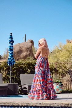 Kalita Floral Maxi Dress curated on LTK