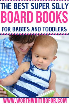 Want to introduce your baby to reading with the best board books? Check out these hilarious and fun board books by Sandra Boynton! Perfect books for toddlers and babies just starting to explore with books! Check them out here! Parenting Toddlers, Parenting Hacks, Board Books For Babies, Dads, Baby Kicking, All Family, Family Life, Family Travel, Thing 1