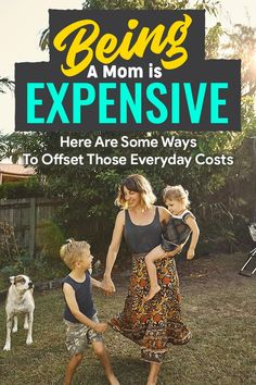 Expenses can feel like they never stop when you're a mom. To make it easier for you, we've found a ton of ways for moms to save money. Ways To Save Money, Money Tips, Money Saving Tips, How To Make Money, Parenting Advice, Kids And Parenting, Thing 1, Budgeting Money, Financial Tips