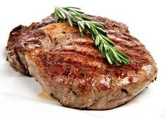 A grilled sirloin steak. Grilling Sirloin Steak, Sirloin Steaks, Philly Cheese Steak Sandwich, Dark Chocolate Nutrition, High Fat Foods, Sports Food, Love Food, Pesto, Entrees